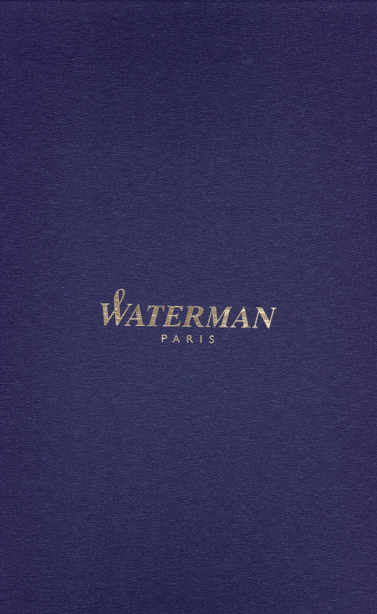 Catalog Waterman 2009