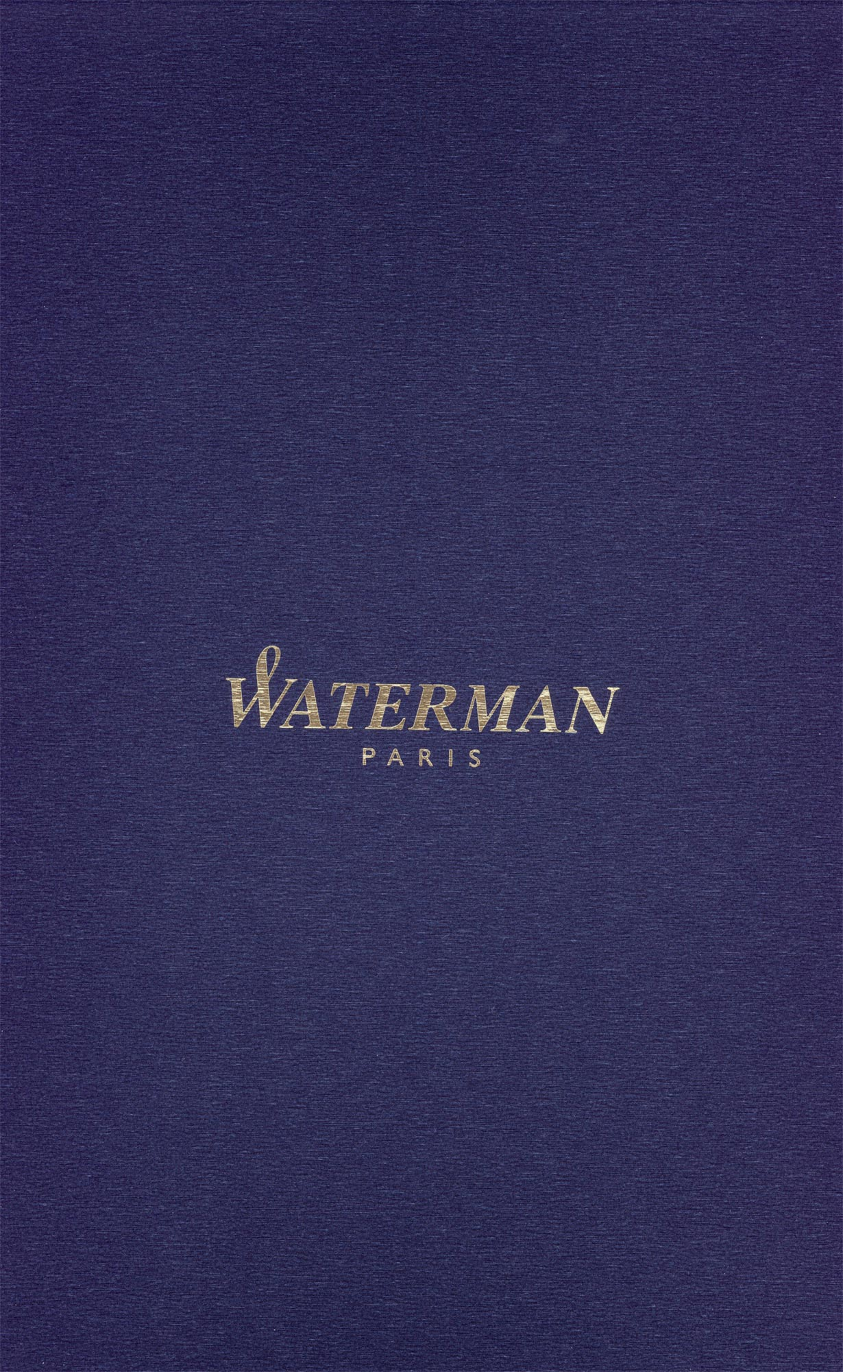 Catalog Waterman 2011