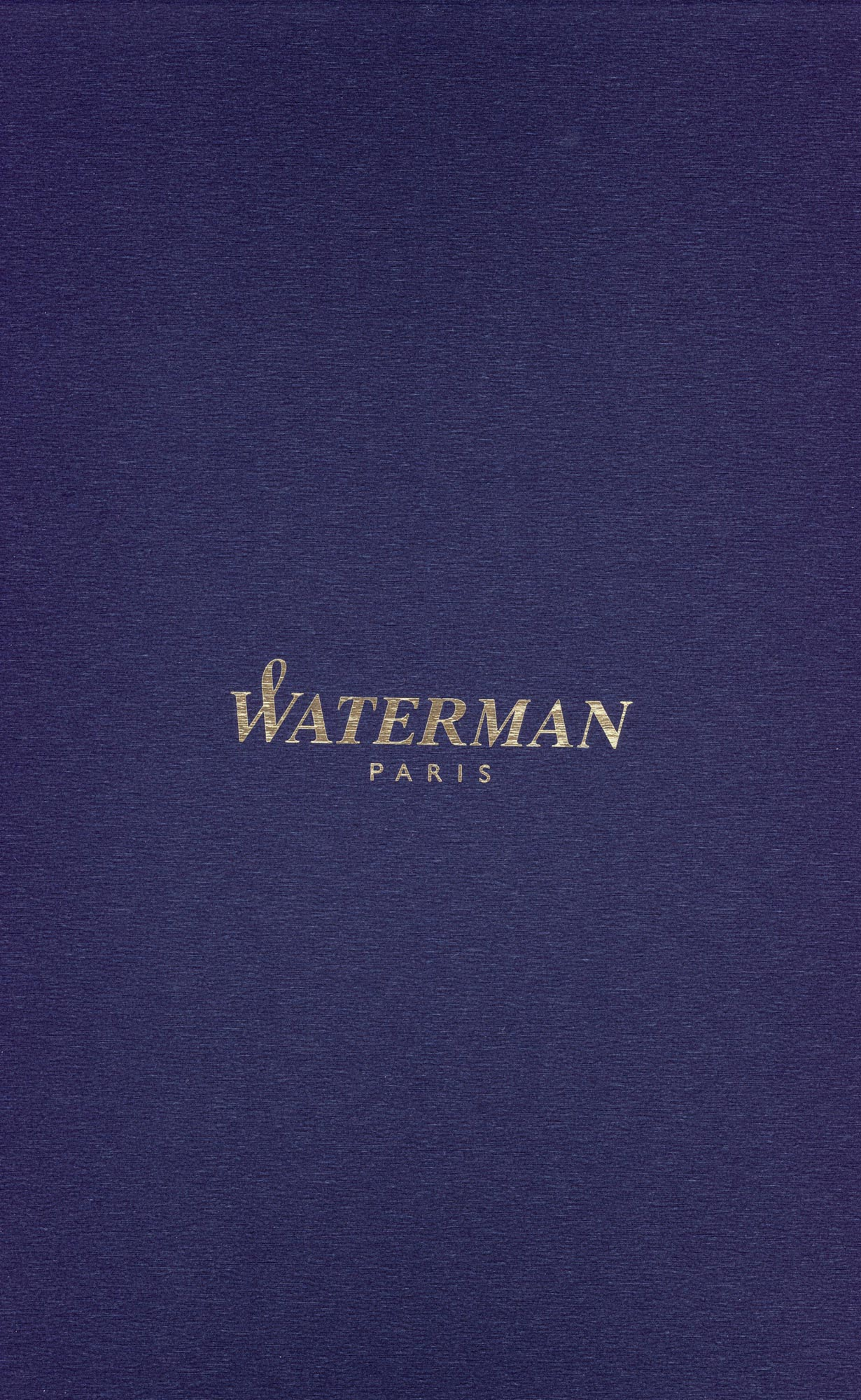 Catalog Waterman 2012